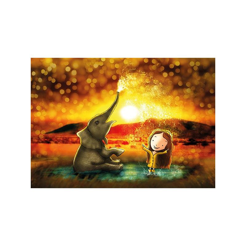 Ila Illustrations - Water games