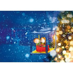 Ila Illustrations - Christmas Dinner