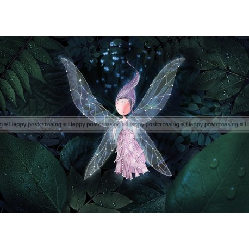 Ila Illustrations - Dew Fairy