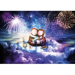 Ila Illustrations - Fireworks