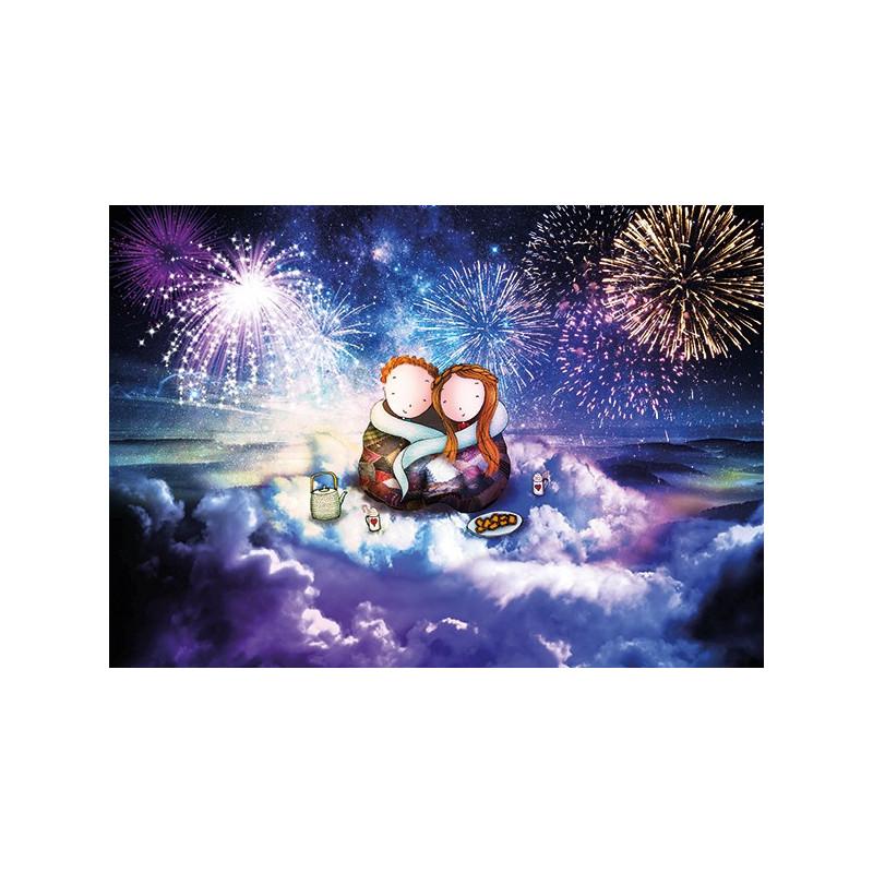 Ila Illustrations - Fireworks