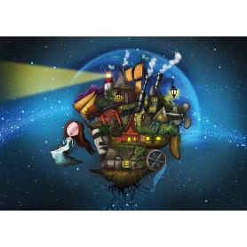 Ila Illustrations - My little Island