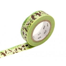 MT Masking Washi tape - Picnic