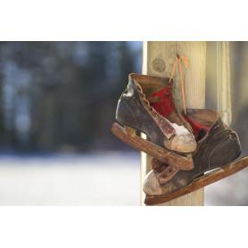 Oude schaatsen