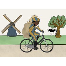 Piet in Holland