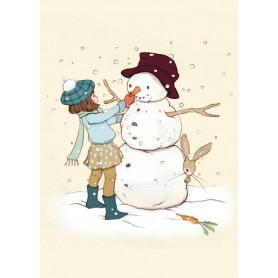 Belle & Boo - Snowman