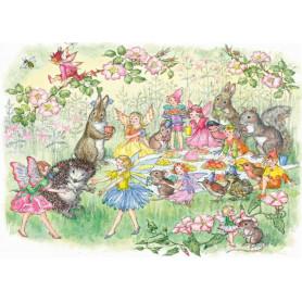Molly Brett - Fairy picknick