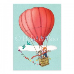 Belle & Boo - Balloon Adventure