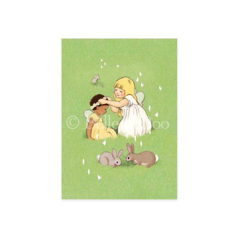Belle & Boo - Daisy Chain Friends
