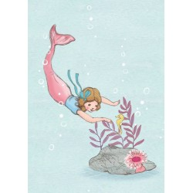 Belle & Boo - Hello Mr Seahorse