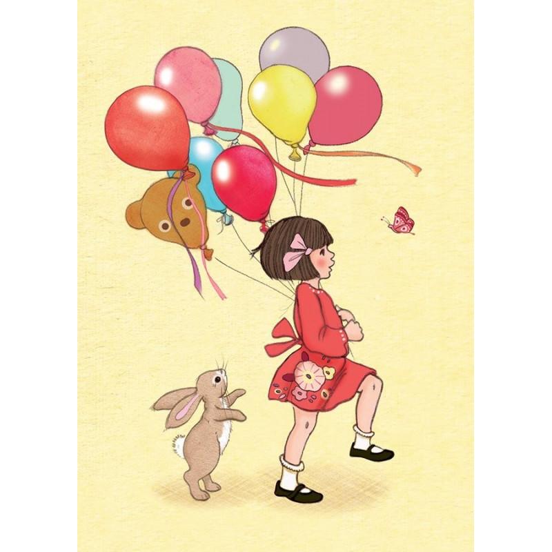 Belle & Boo - Birthday Balloons