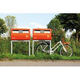 Dutch mailboxes