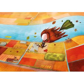 Ila Illustrations - Autumn Wind
