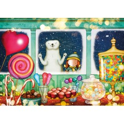Ila Illustrations - Candyland