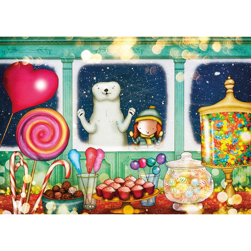 Ila Illustrations - Candyland