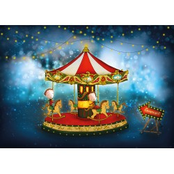 Ila Illustrations - Carousel