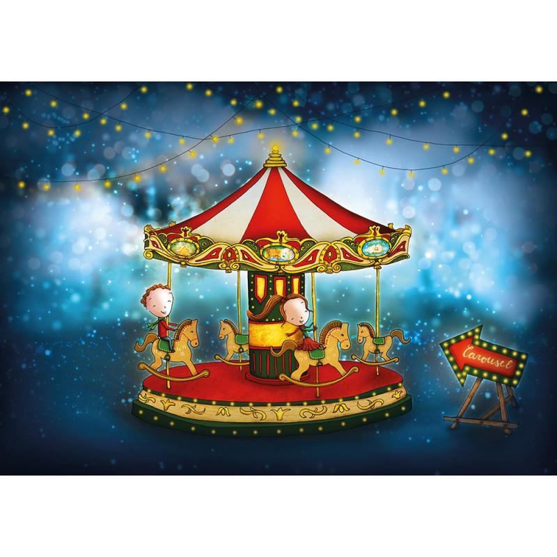Ila Illustrations - Carousel