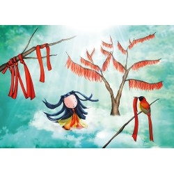 Ila Illustrations - Wish tree
