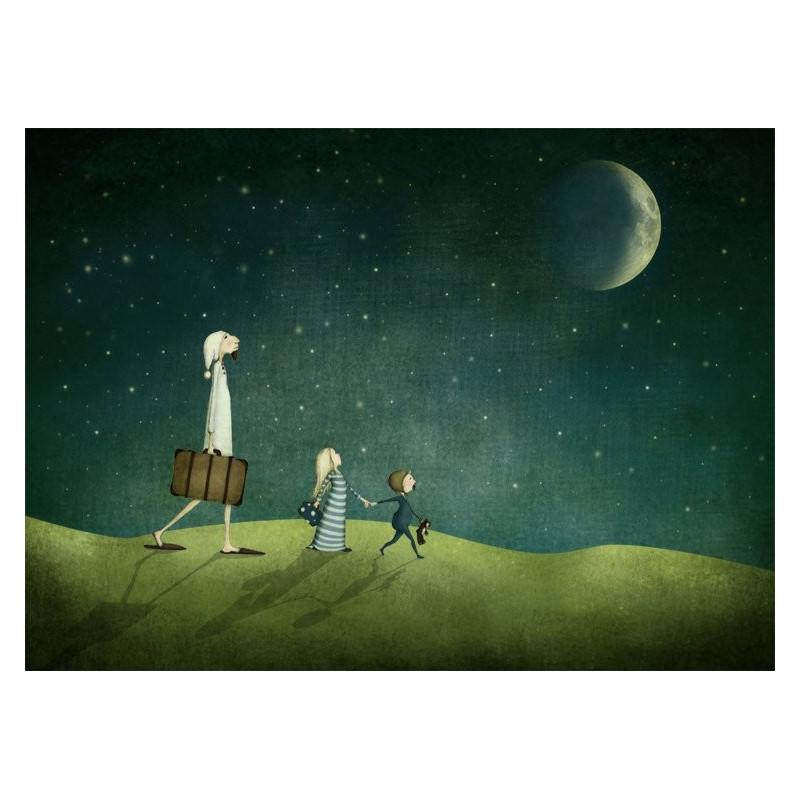 Majali - Journey by night
