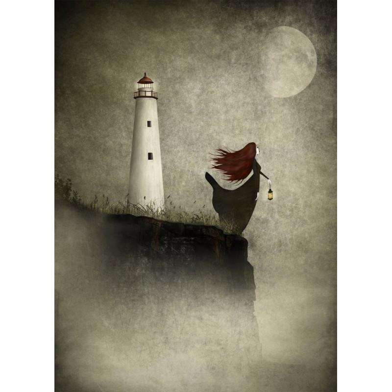Majali - Lighthouse widow