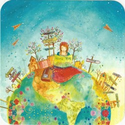 Jehanne Weyman - World map