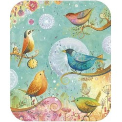 Jehanne Weyman -  Colorful birds