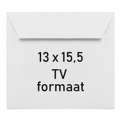 Metallic envelop TV