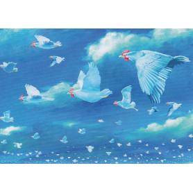 Vliegende kippen