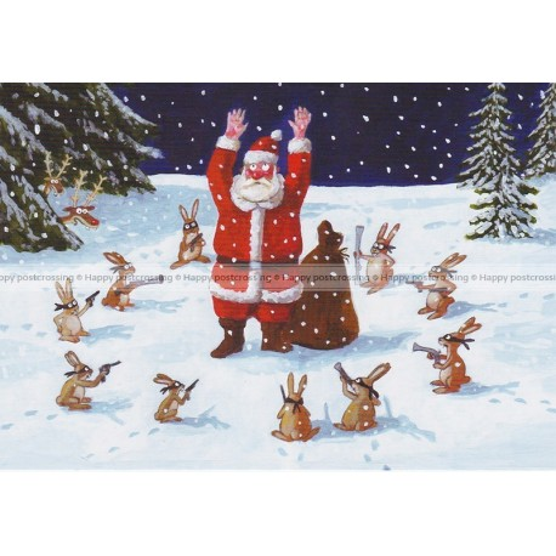 A Christmas Robbery