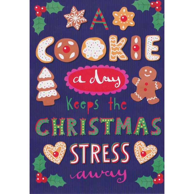 Christmas stress