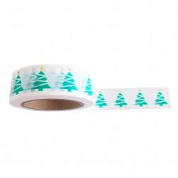 Studio Stationery Washi tape - Kerstboom