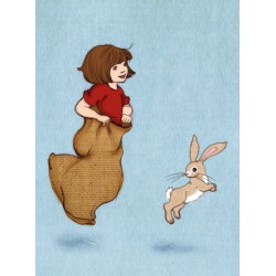 Belle & Boo - Sack race