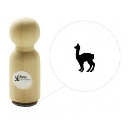 Mini stempel - Lama