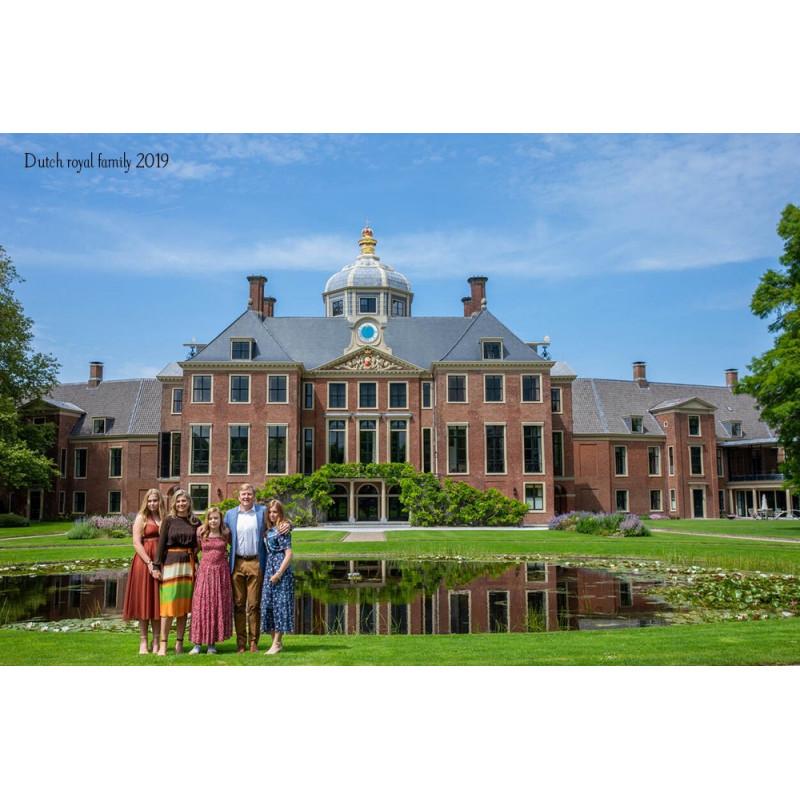 Dutch Royal Family 2019