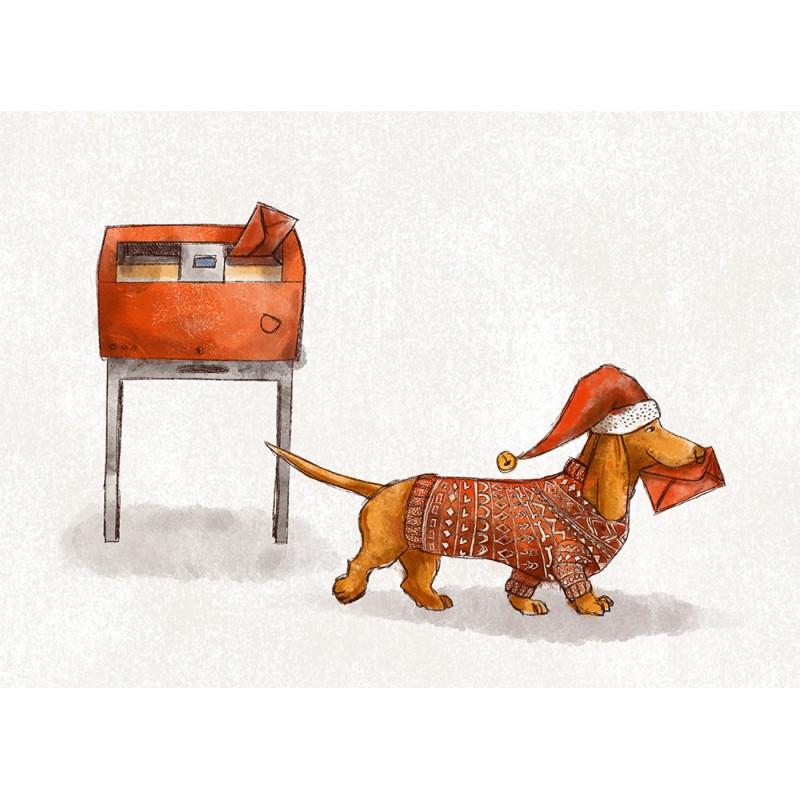 Veera Aro - Little postman