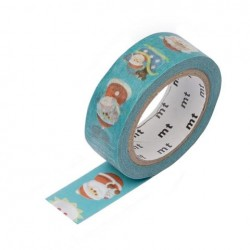 MT Masking Washi tape - Sugar confectionery Santa