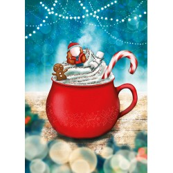 Ila Illustrations - Hot Chocolate