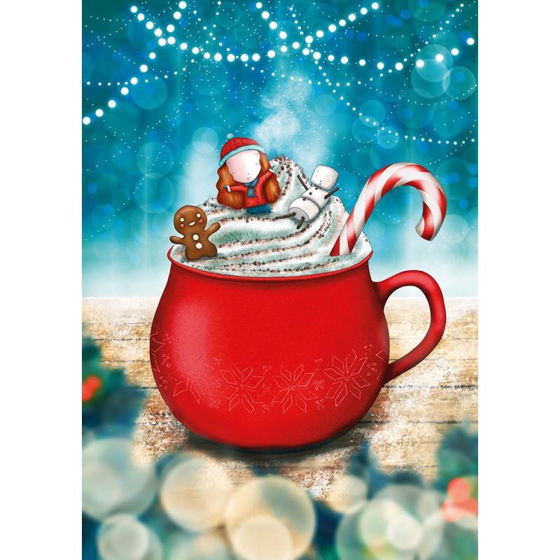 Ila Illustrations - Hot Chocolate