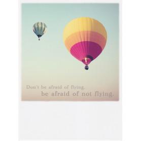 Polacard - Afraid of not flying