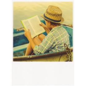 Polacard - Lezen in de boot